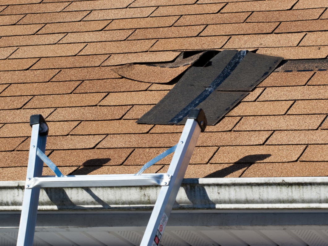 Is Your Roof Showing Signs of Wind Damage?