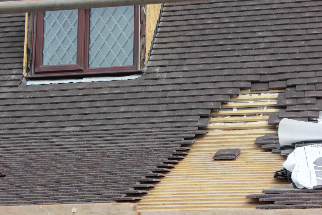 Residential Roofing Installations